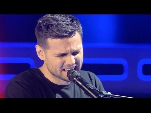 """Manuel Muñoz:  """"Capitán Tapón"""" - La Voz 2016 - Audiciones a Ciegas"""
