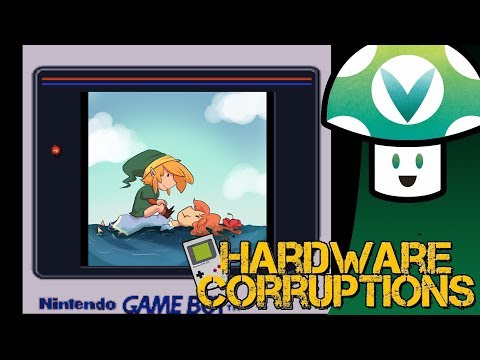 [Vinesauce] Vinny - Gameboy Hardware Corruptions