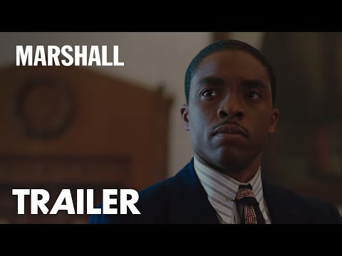 "Marshall - ""First Trailer"" - In Theaters October 13"