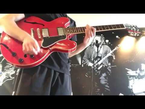 Foo Fighters - Walk Guitar Cover