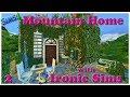 Mountain Home Collab with Ironic Sims: Pt 2