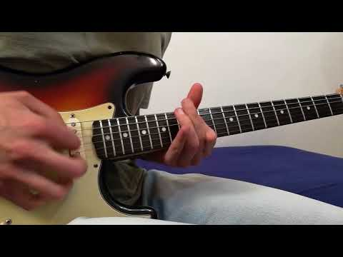Little Wing (Royal Albert Hall '69) - Jimi Hendrix (Cover)