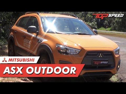 VÍDEO: Avaliação da Mitsubishi ASX Outdoor 4x4 2.0 Manual