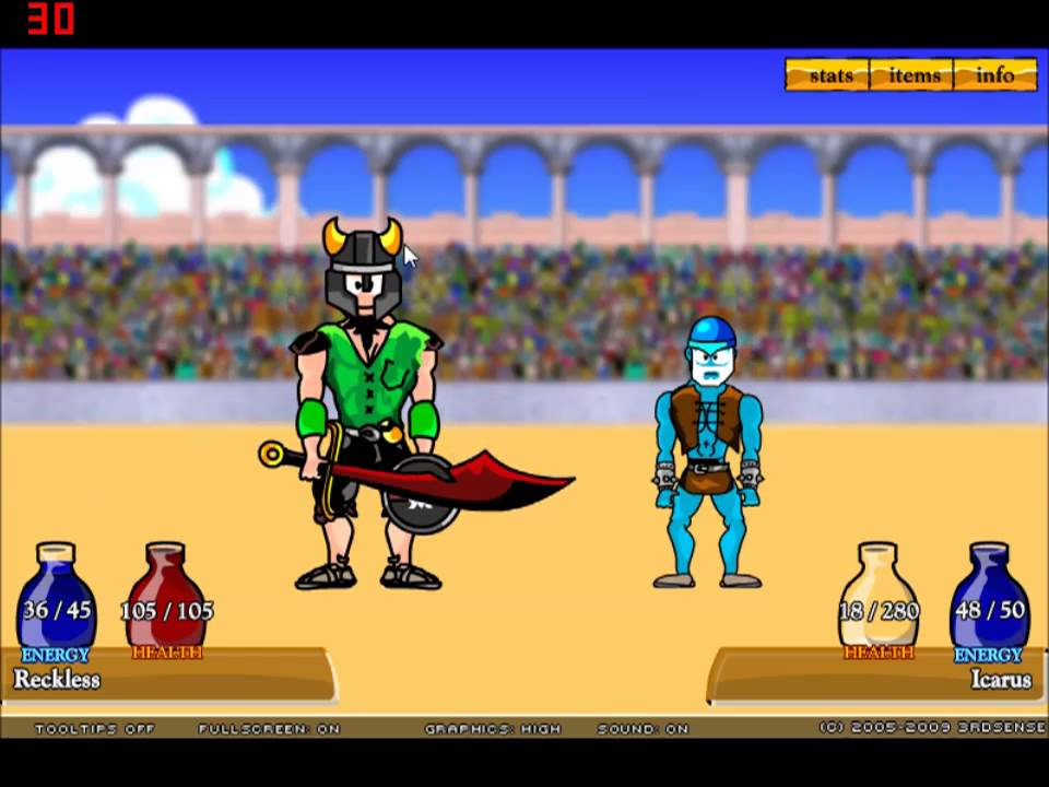 Swords And Sandals 1 Gladiator Gameplay YouTube