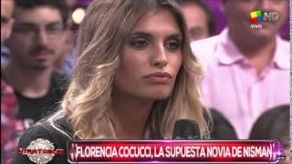 Florencia Cocucci en Intratables (Parte 1)
