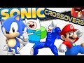 Every Official Sonic the Hedgehog Crossover! - UCoW