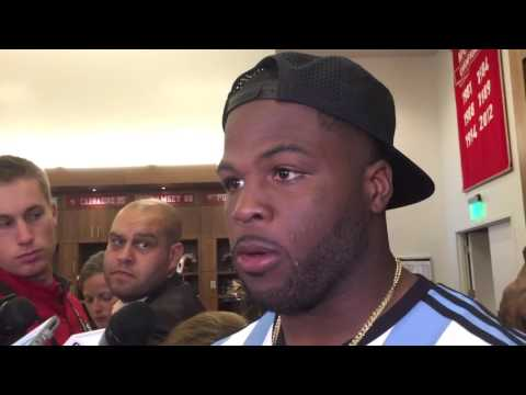 Sakamoto: 49ers RB Carlos Hyde Had This To Say About His Stress Fracture Injury