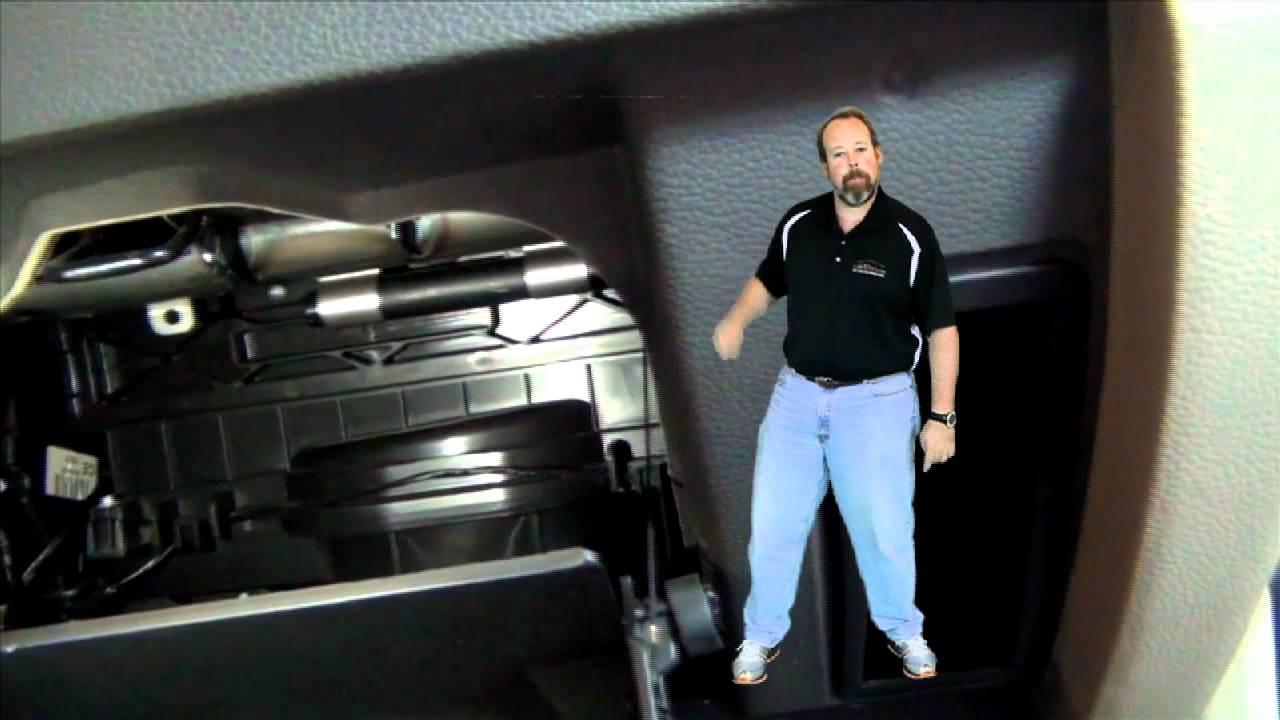ford fusion 2010 видео
