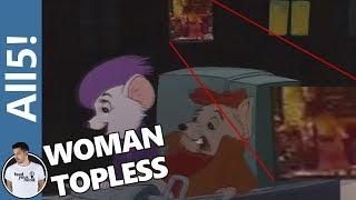 5 Hidden Sexual Images In Disney Films!
