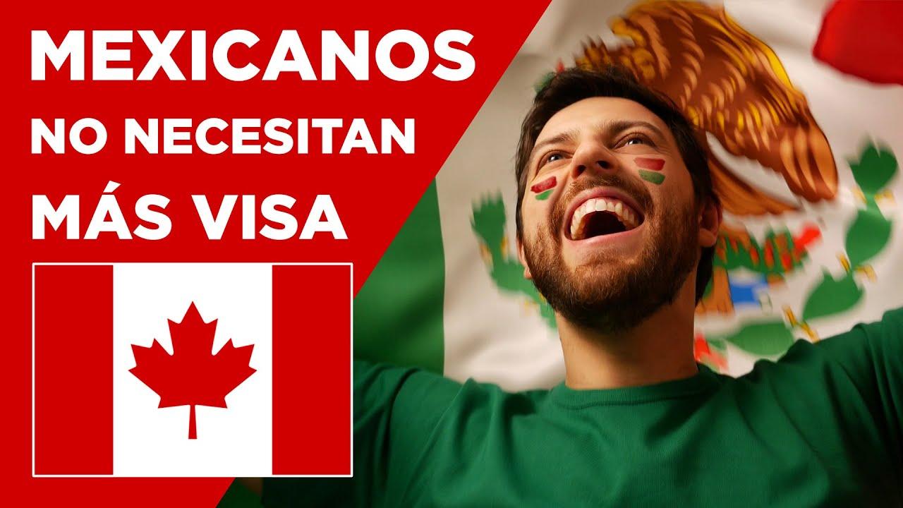 México no necesita más visa para viajar a Canadá - Visita Canadá ...