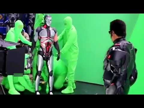 Download Making robot 2.0 movie.robot2.0 movie shooting.