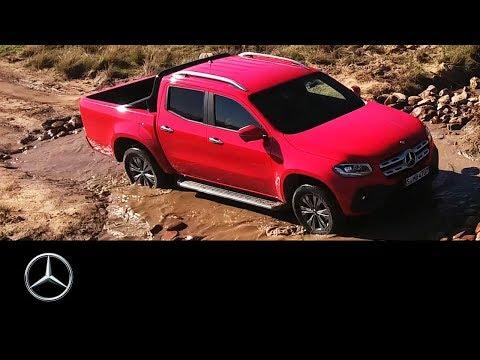 Mercedes-Benz X-Klasse Weltpremiere in Kapstadt – Best-of