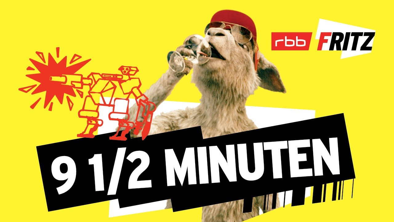 9 1/2 Minuten | Neues vom Känguru reloaded | Marc-Uwe Kling | Känguru-Chroniken-Storys