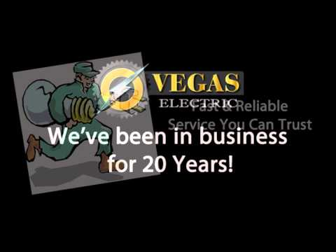 Residential Electrician Service in Las Vegas NV