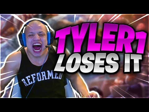 TYLER1 LOSES IT (FT. VOYBOY, KAYPEA, FOREST) | TF BLADE NEGATIVE IQ | BOXBOX RIVEN | LOL MOMENTS