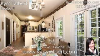 1036 East Grand Blvd, Corona, CA 92879 - Presented by Realtor, Kym Talbert of Keller Williams Realty