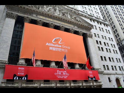 China's Alibaba Quietly Launches Cryptocurrency Mining Platform
