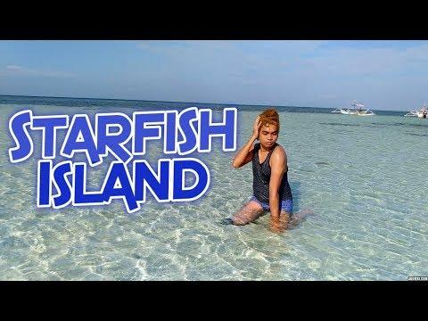 Starfish Island Calatagan Batangas Part 2 Vlog 017   Ryan BiBi Vlogs