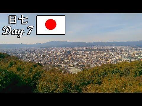 Maruyama Park + Jörn am SCHÖNSTEN AUSBLICK über KYOTO 🗾 #JapanVlog