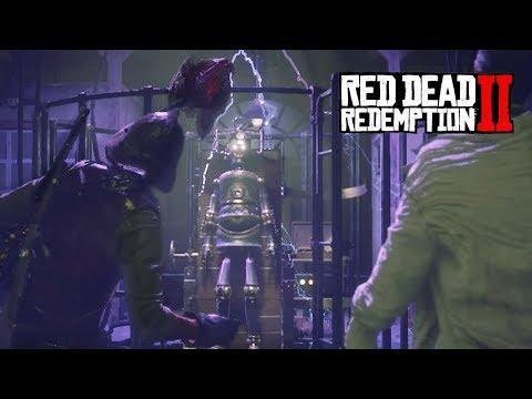 La mision del Robot - La historia de Marko Dragic - Red Dead Redemption 2 thumbnail