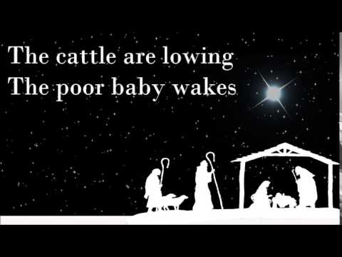 Away In A Manger Faith Hill Lyrics
