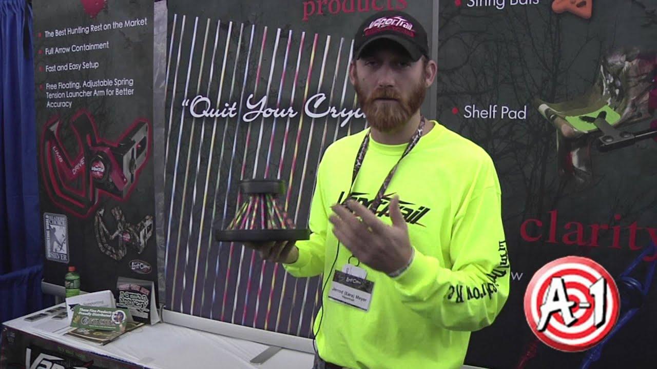 Archery Review - Vapor Trail Strings Review