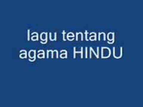 Lagu Agama Hindu