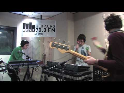 Passion Pit - Sleepyhead (Live on KEXP)