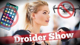 Запрет iPhone в США и Смартфон Microsoft | Droider Show #299