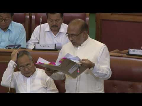 DAY 14, 11th MANIPUR LEGISLATIVE ASSEMBLY, QUESTION & ANSWER