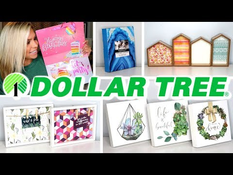 DOLLAR TREE HAUL | NEW FINDS | MAY 2019