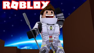 MINI-GOLF I RUMMET! - Roblox Galactic Obby Dansk