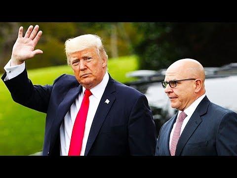 BREAKING: H.R. McMaster Resigns, Trump Names Successor