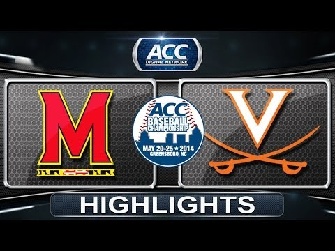 maryland-vs-virginia-|-2014-acc-baseball-championship-highlights