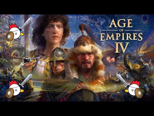 AGE OF EMPIRES 4 - PROVIAMO LA BETA
