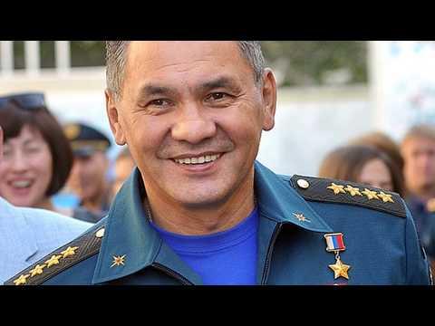 Когда и за что Сергей Шойгу получил звание Герой России