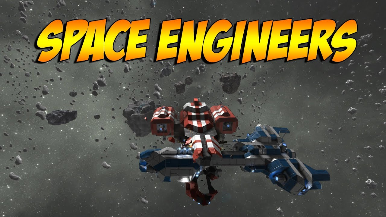 Space Engineers - Build and Crash! - YouTube