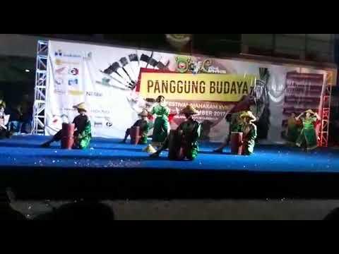 Festival Mahakam 2017, Iluk Pesisir, Provinsi Kalimantan Utara
