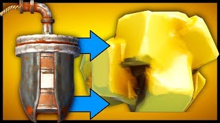 HUNDREDS of SURVEY CHARGES and I FIND a HIDDEN SULFUR DEPOSIT | SOLO RAIDING