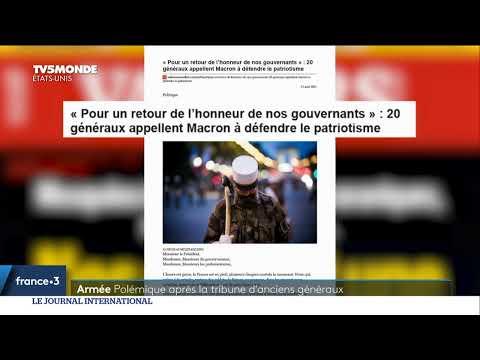 Le journal international - L'actualité internationale du mardi 27 avril 2021 - TV5MONDE