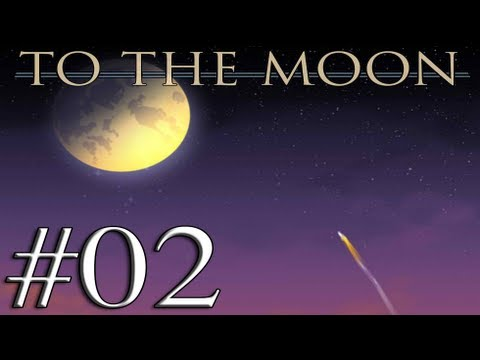 Let's Play To the Moon, Episode 2: Journey to the Past