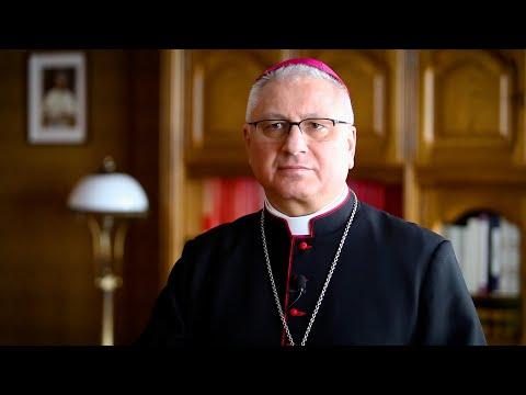 Bp Miziński: Wielki Tydzień to czas refleksji nad sensem naszego chrześcijańskiego powołania