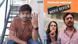Angrezi Medium Movie Review By RJ Harshil | Irfan Khan | Radhika Madan | Kareenakapoor