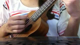 Yêu (Trương Thảo Nhi) - ukulele cover by Trang Trần