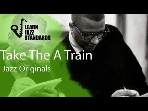 Take The A Train Play Along Youtube