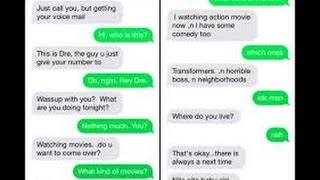 "how to flirt with women examples How to flirt with a girl over text – 3 text flirting examples of the text ""pickup"" the 3 stages of the text pickup and word-for-word texts to make women."