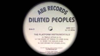 Dilated Peoples - Work The Angles (Instrumental)