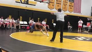 Varsity Wrestling - Kyle Knowles