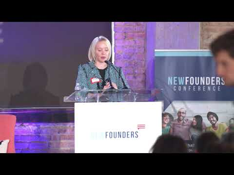 Katherine Gehl | #fortheWIN2018 NewFounders Conference ...