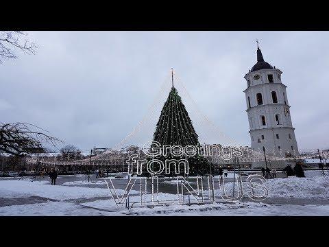 Cosa vedere a Vilnius (Lituania)